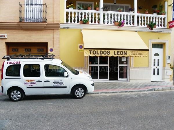 Galeria de fotos fotografia 1 1 toldos le n toldos en - Toldos araba ...