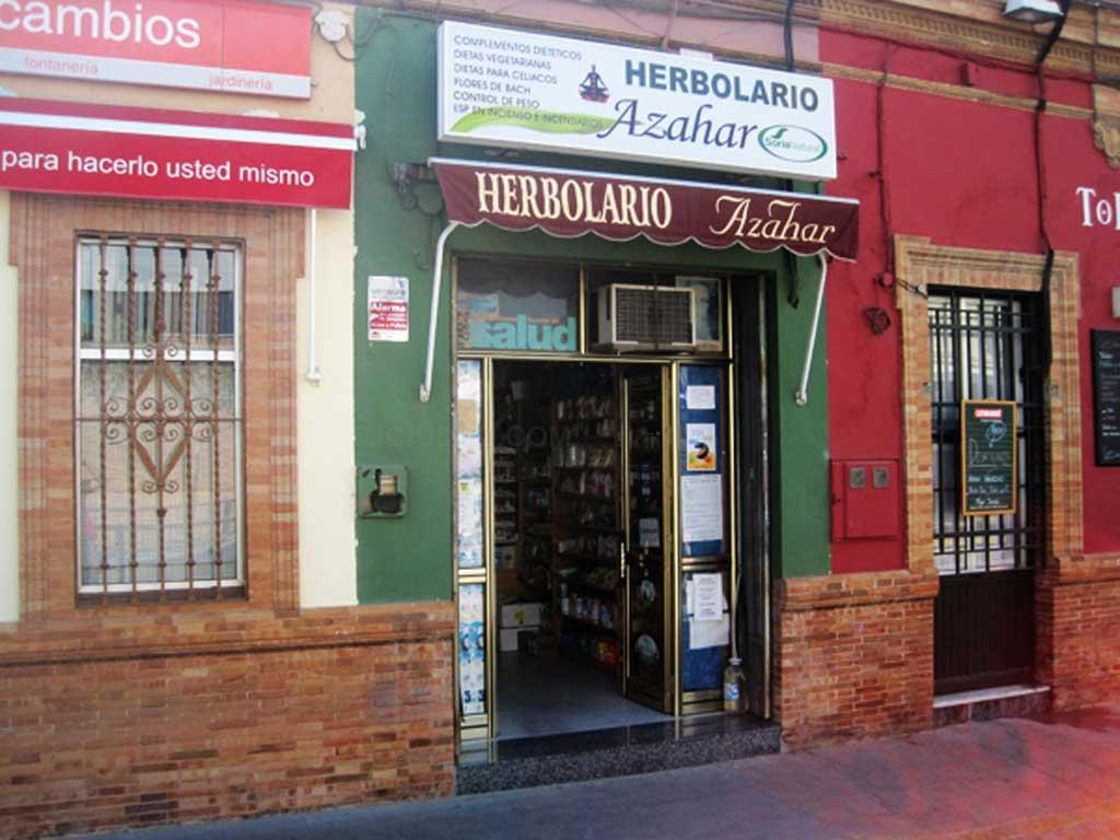 Herbolario azahar herbolarios en dos - Empresas en dos hermanas ...