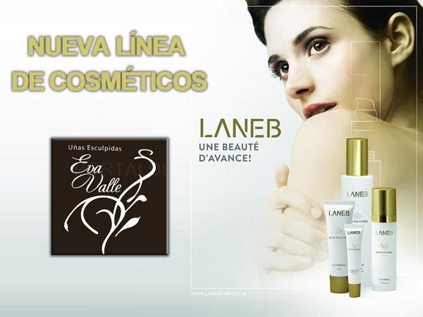 cosméticos LANEB en dos hermanas, productos de estética en dos hermanas