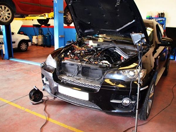 Autoreparaciones Garcia motor