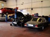 talleres en dos hermanas, cambio de aceite barato en dos hermanas, piezas de coches clasicos