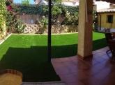 instalación de césped artificial en andalucía, diseño de jardín de césped artificial en sevilla