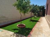 diseñadores de jardines de césped artificial en sevilla, Césped artificial