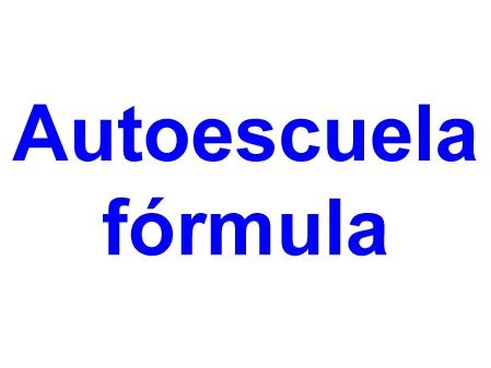 Autoescuela Fórmula