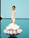 Moda flamenca, Trajes de novias y de novios, vestidos largos de fiesta, trajes de etiqueta y de noche