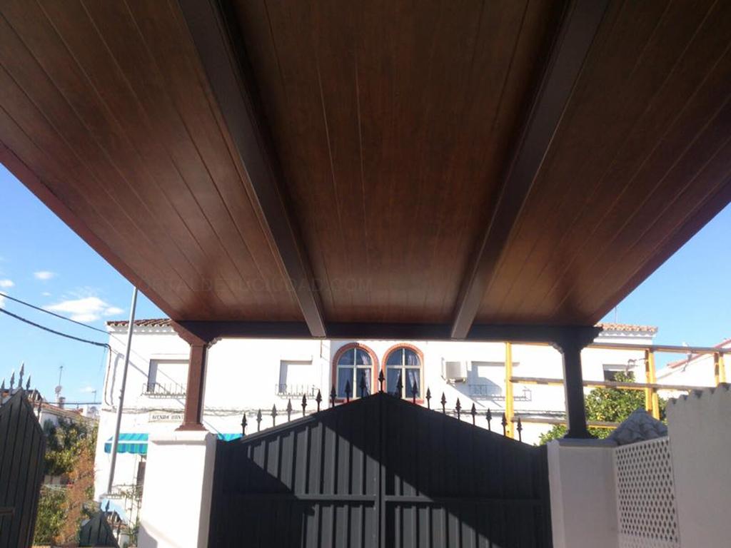 techos terraza en dos hermanas