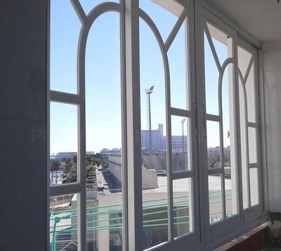 ventanas de aluminio en dos hermanas