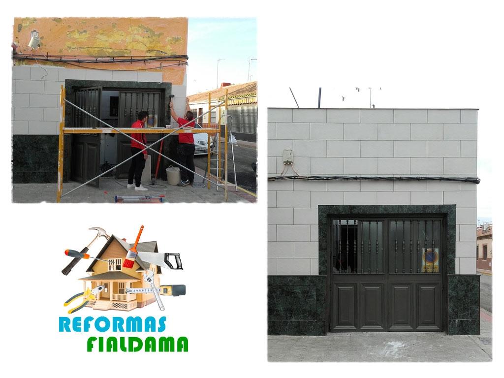 empresa de reformas en Dos Hermanas, empresa de reformas en sevilla