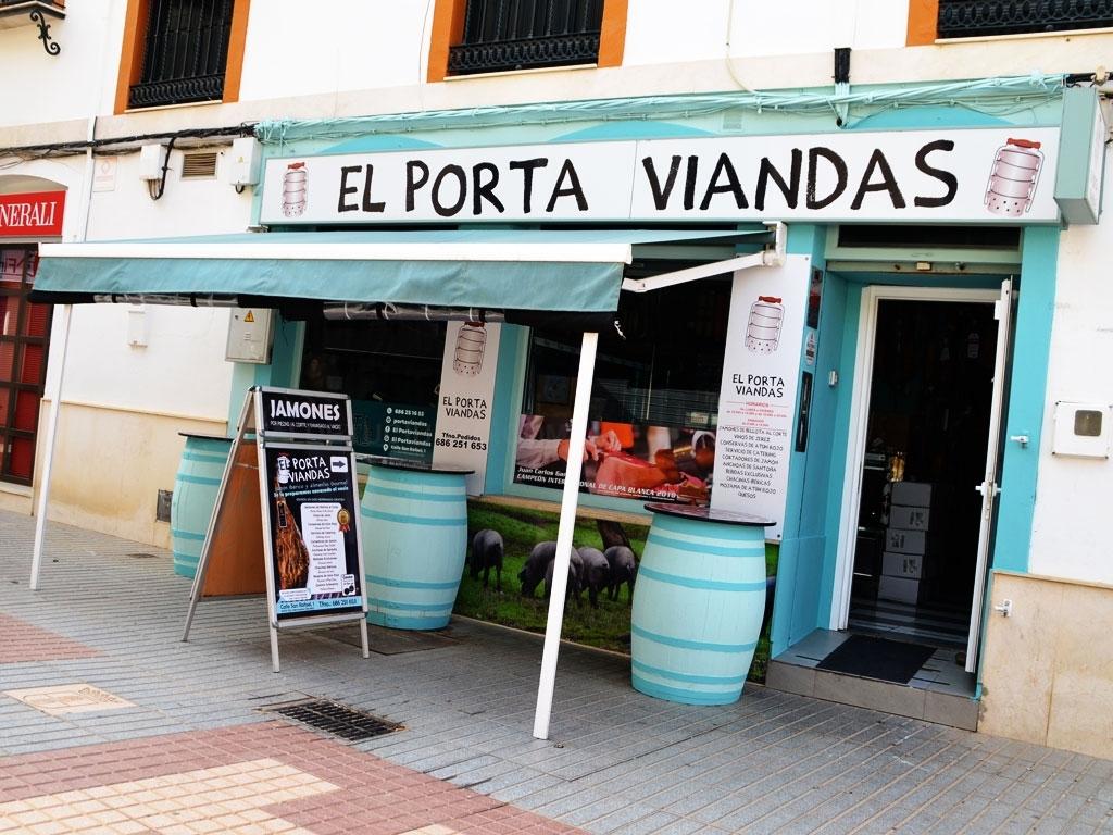 El PortaViandas. Tienda Gourmet en Dos Hermanas