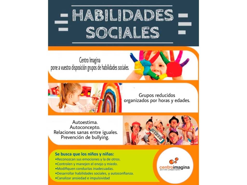 Clases de Habilidades Sociales en Dos Hermanas