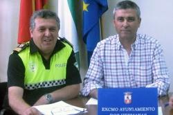 Antonio Lora y Francisco Monge son los nuevos inspectores de la Policía Local de Dos Hermanas