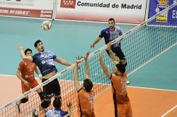 El Cajasol cae en la Copa del Rey ante un duro Teruel