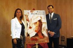 Una imagen de Daniel Vaquero anunciará la Feria de Dos Hermanas, que se desarrollará del 17 al 21 de mayo