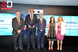 El Servicio Andaluz de Salud recibe un premio nacional por su innovación en la gestión logística sanitaria
