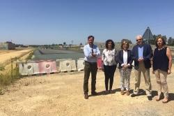 El PP exige a la Junta la reanudación de las obras de la carretera entre Dos Hermanas y Alcalá de Guadaíra