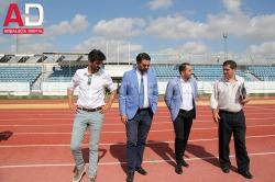 La Junta destina a las entidades locales algo más de 9 millones para la mejora de instalaciones deportivas