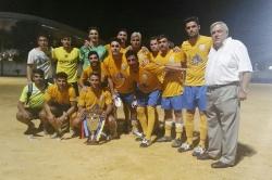 La Rociera se lleva el XVI Trofeo Ibarburu