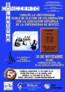Concierto Solidario del coro de la Upo, 'Fair Saturday'