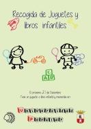 RECOGIDA DE JUGUETES Y LIBROS EN LA UNIVERSIDAD POPULAR