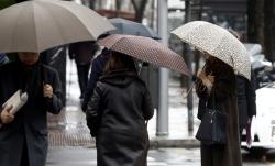 Casi 300 incidencias debido al temporal de lluvia y viento en Andalucía