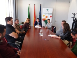 La Junta entrega los contratos de alojamiento en viveros a siete empresas de la provincia