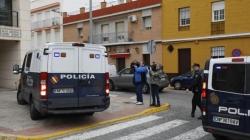 Cuatro detenidos por un robo en Dos Hermanas durante una compraventa de droga en el que un joven fue disparado