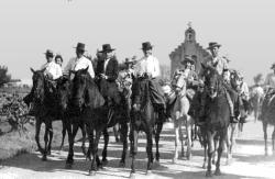 La Hermandad de Valme celebra este domingo su IV Marcha a Caballo a Cuarto