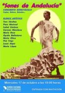 Concierto de coplas, boleros y baladas con Sones de Andalucía