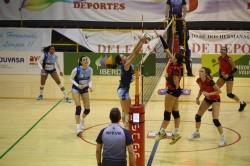 Derrota del Cajasol Juvasa frente a Dimurol Libby,s