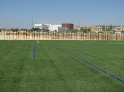 Luz verde a los proyectos de los campos de césped artificial