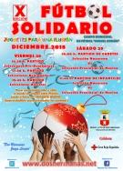 Fútbol solidario en el Miguel Román