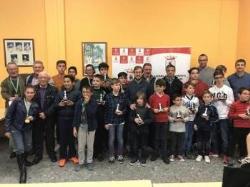 Entrega de trofeos xxii torneo navideño de ajedrez