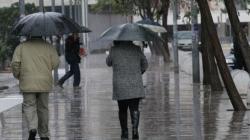 El tiempo en Sevilla. Fin de semana de paraguas