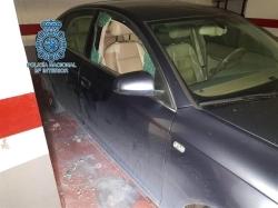Detenido 'in fraganti' el presunto autor de diez robos en vehículos en Dos Hermanas