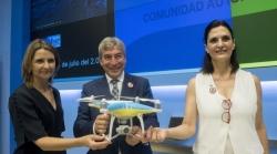 Los drones de Tráfico comienzan a multar en Andalucía con la operación salida de agosto
