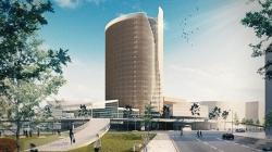 Una nueva torre retará a la de la Cartuja en el 'skyline' de Sevilla