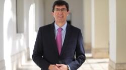 Juan Marín. 'La evolución del coronavirus en Andalucía no nos hace pensar que haya que suspender la Semana Santa'