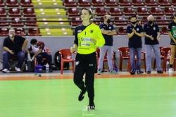 Alba González Pérez debuta en División de Honor