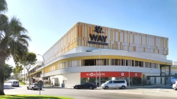 El centro comercial WAY de Dos Hermanas se inaugura el 6 de octubre