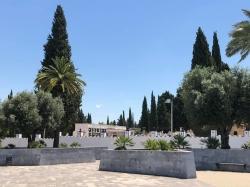 Protocolo del cementerio para la celebración del Día de los Difuntos