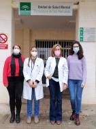 Enfermeras de Salud Mental de Dos Hermanas, premio nacional de Pósters 'Midiendo Resultados en Salud'