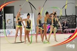 La gimnasia rítmica nazarena vuelve a los nacionales