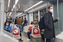 El horario habitual de madrugada del Metro vuelve este fin de semana
