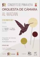 La orquesta de cámara Al Madain se presenta con concierto de primavera