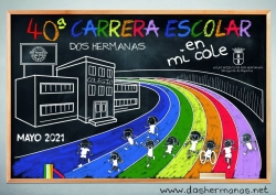 Unos 40 centros se suman a la XL Carrera Escolar