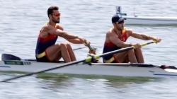 Jaime Canalejo, en las semifinales de los Juegos Olímpicos de Tokio