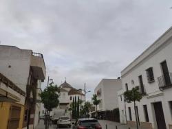 Buena calidad del aire en la ciudad de Dos Hermanas