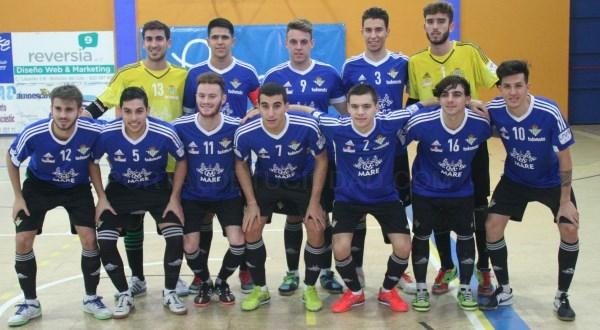 El Real Betis Futsal B competirá en 2ª División B la temporada 2016-17