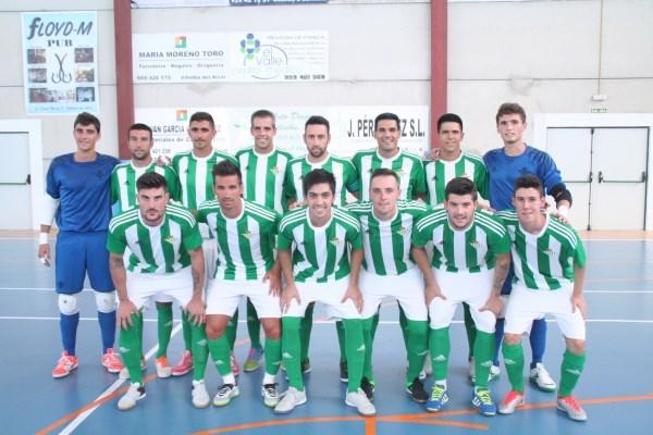 Trabajada victoria del Real Betis Futsal en su 2ª prueba de pretemporada
