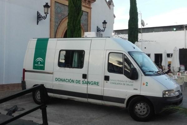 LAS HERMANDADES NAZARENAS ACOGEN DEL 16 AL 26 DE ENERO UNA NUEVA CAMPAñA DE DONACIóN DE SANGRE